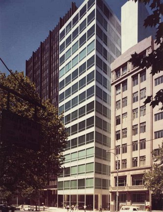 Eagle House in 1972, by Wolfgang Sievers
