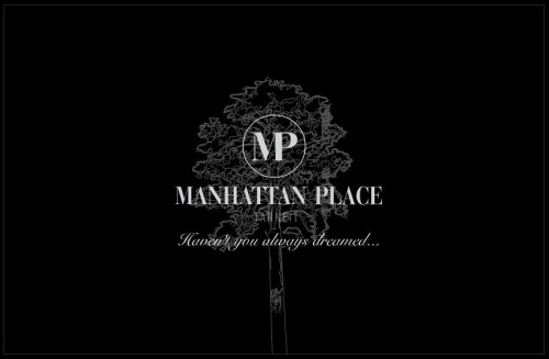 Advertisement for the 'Manhattan Place' housing estate in Tarneit, Victoria