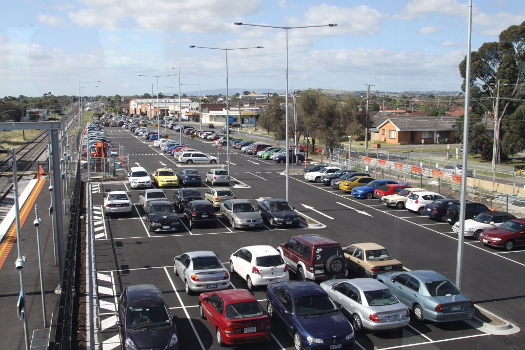 Level Crossings Removals And Car Parking Waking Up In Geelong