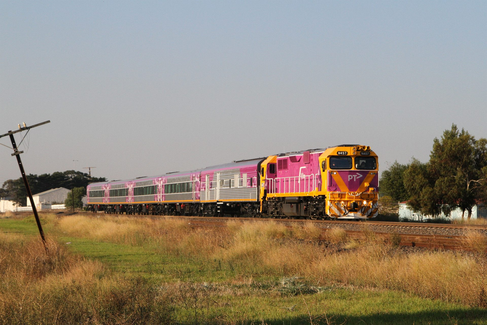 V Line S Fourth Train For Albury Has Anything Changed Waking Up In Geelong